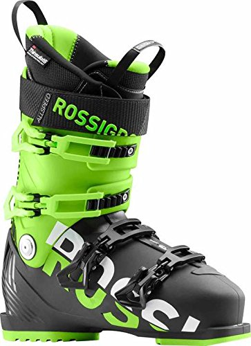 Rossignol - Chaussures De Ski Allspeed 100 Noir Homme - Homme - Taille 26.5 - Noir