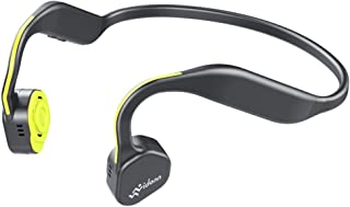 Bone Conduction Headphones Vidonn F1 Bluetooth 5.0 Sport Earphones W/Mic Sweatproof Headset