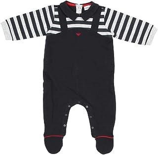 new product 99740 05ea4 Amazon.it: Armani Junior - Tutine e body / Bambino 0-24 ...