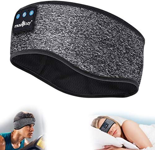 Sleep Headphones Bluetooth Sports Headband Wireless Music Headband Headphones IPX6 Waterproof product image