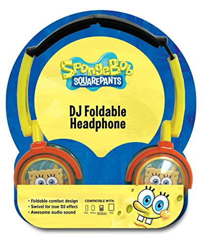 Play Visions SpongeBob DJ Headphones
