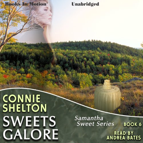 Sweets Galore audiobook cover art