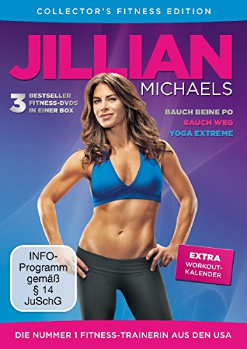 Jillian Michaels - Collector\'s Fitness Edition [3 DVDs]