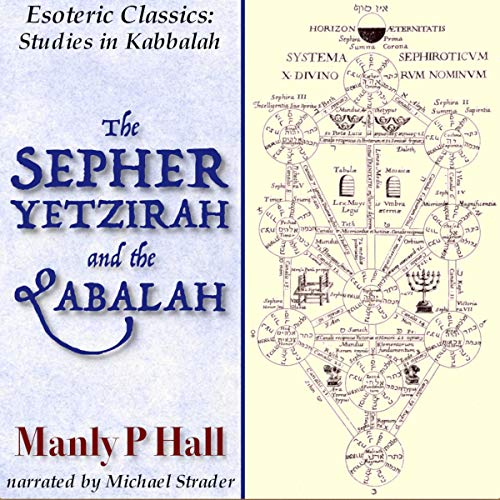 The Sepher Yetzirah and the Qabalah cover art