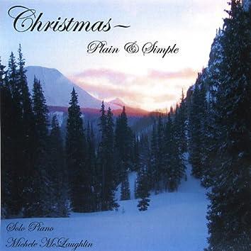 Christmas - Plain & Simple
