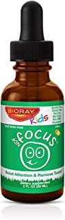 Focus Supplement for Kids by Bioray | NDF Focus Supports Cognitive Function, Enhances Clarity, Promotes Steady Energy Leve...