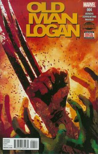Secret Wars : 1/2 Old Man Logan 4