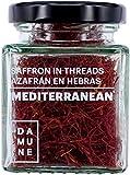 DAMUNE Azafrán en hebras Mediterranean -...