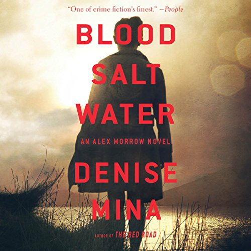 Blood, Salt, Water audiobook cover art