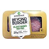 Beyond Meat Burger | Hamburguesa 100% Vegetal | Plant Based | Sin Gluten | Sin Soja | Vegano | 2...