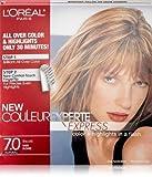 Stkertools(TM) LOreal Paris Couleur Experte Express Hair Color, 7 Dark Blonde/Biscotti, New