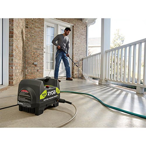 Ryobi 1,600-PSI 1.2-GPM Electric Pressure Washer (Model RY141612)