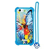 Case for WIKO RIDGE FAB 4G Case Silicone border + PC hard