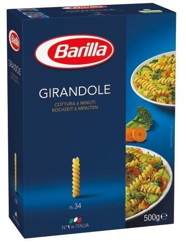 Barilla Girandole, 12er Pack (12 x 500 g Packung)