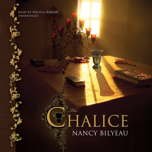 The Chalice audiobook cover art