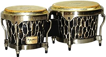Tycoon Percussion 7 Inch & 8 1/2 Inch Master Hand-Crafted Original Series Bongos