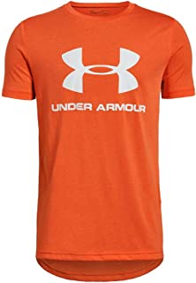 Under Armour Boy's sportstyle logo Short sleeve