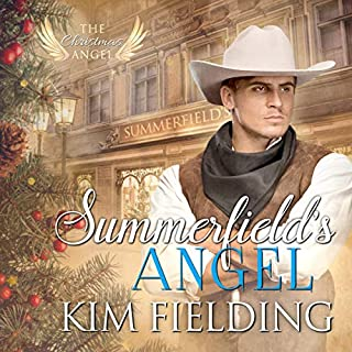 Summerfield's Angel     Christmas Angel, Book 2              De :                                                                                                                                 Kim Fielding                               Lu par :                                                                                                                                 K.C. Kelly                      Durée : 3 h et 19 min     Pas de notations     Global 0,0