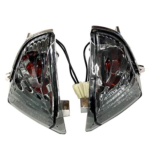 Black VITCIK Motorcycle Headlight Assembly for Suzuki GSXR 600 750 K6 2006 2007 GSXR 600 750 K6 06 07 Head Light Lamp Assembly Kit