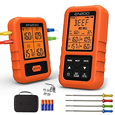 meat thermometer wireless