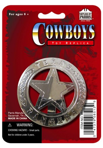 Texas Ranger Badge - ST