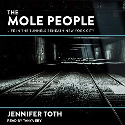 The Mole People cover art