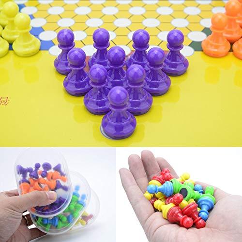 Checkers Egg Plastic