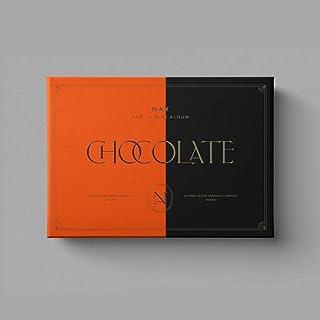 チャンミン 東方神起 - Chocolate [Orange+Gold ver. SET] (1st Mini Album) 2CD+104ページフォトブック2冊+フォトカード...