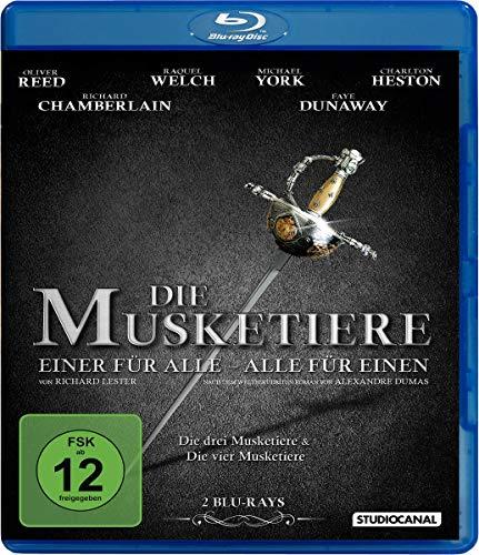 Die Musketiere - Einer für alle - Alle für einen! [Blu-ray]
