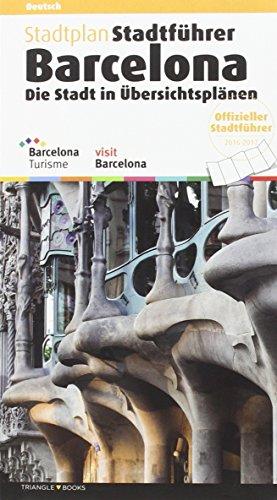 Barcelona. Die Stadt, Distrikt für Distrikt. Praktische Hinweise (ALE) (Guies)
