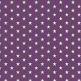 babrause® Baumwollstoff Sternchen Violett Webware
