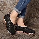DZQQ Sandalias de Mujer 2021 Zapatos Planos Mujer Estilo Bohemio Casual Sandalias de Plataforma de Playa para Mujer Zapatos de Mujer Sandalias de Mujer