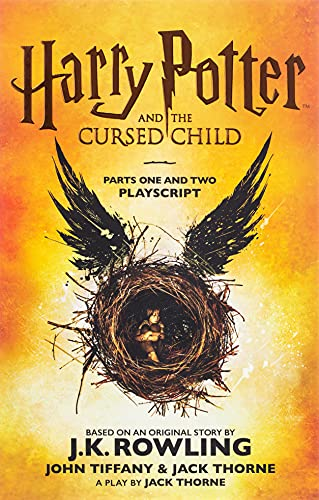 Harry Potter And The Cursed Child. Part 1 and 2: The Official Playscript of the Original West End Production (Harry Potter, 8)