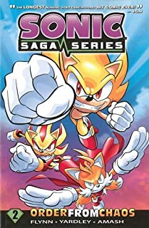 Sonic Saga Series 2: Order from Chaos