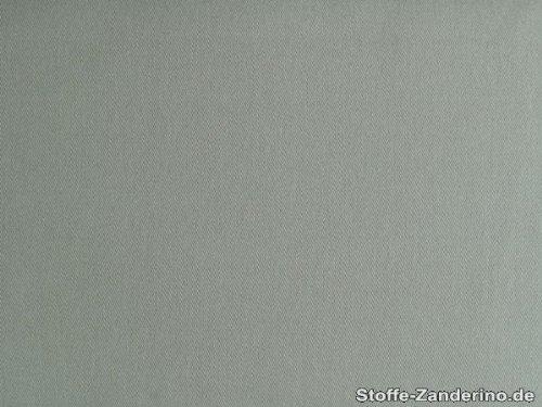 Coton sergé Jeans Uni, gris, 140 cm