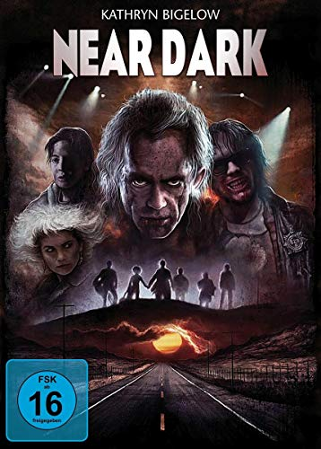 Near Dark - Die Nacht hat ihren Preis -  Mediabook (uncut) (+ 2 DVDs) [Blu-ray]