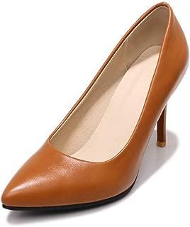 BalaMasa Womens APL12275 Pu Heeled Sandals