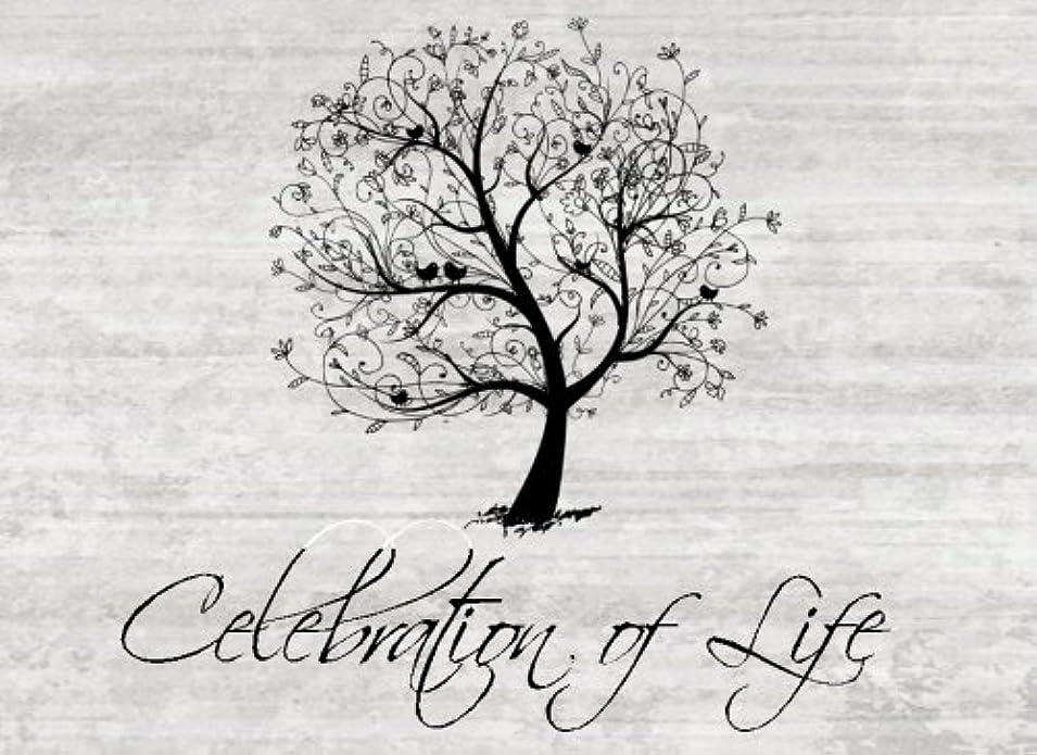 南アメリカエンティティエンターテインメントCelebration Of Life: Funeral Guest Books