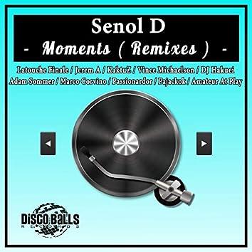 Moments ( Remixes )