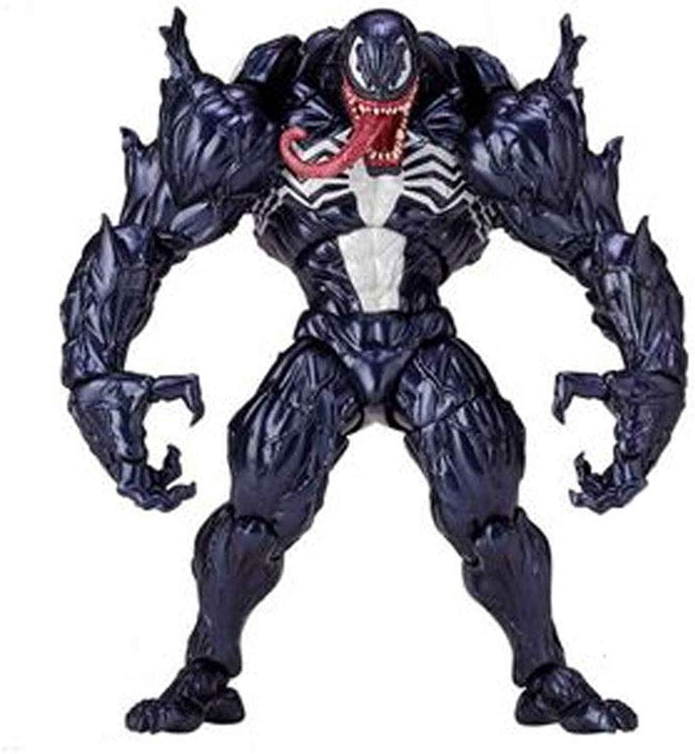Toys  Miracle Toys  DC Toys  Avengers 3 4 Joint Detachable  Venom   Slaughter ( color   B )