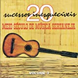 Vol. 3-Meio Seculo de Musica Sertaneja