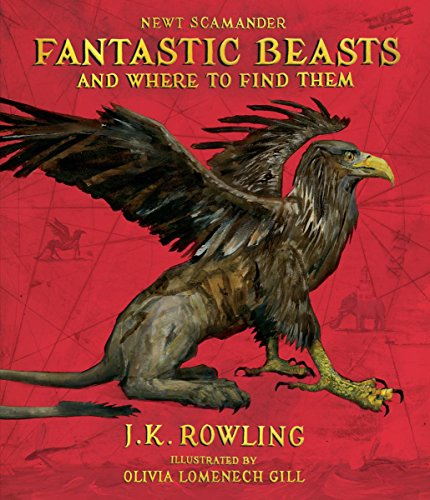 Fantastic Beasts and Where to Find Them...