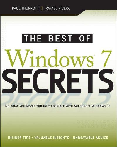 The Best of Windows 7 Secrets (English Edition)