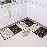 Alfombrillas de Cocina Impresas de Estilo Europeo, alfombras...