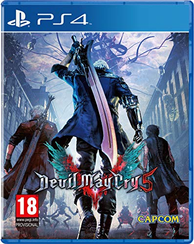 Devil May Cry 5 Ps4- Playstation 4