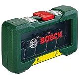 Bosch 6 Piece Router Set