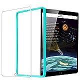 ESR Schutzfolie für Apple iPad Air/iPad Air 2, Panzerglas Bildschirmschutz Folie Kompatibel mit iPad 2018/iPad 2017 Modell (9,7 Zoll), Bildschirmschutzfolie für iPad Pro 9.7/iPad 6 [mit Montage Werkzeug]