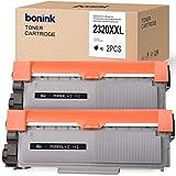 BONINK 2 Compatible con Brother TN-2320 XXL TN2320 TN-2310 Tóner...