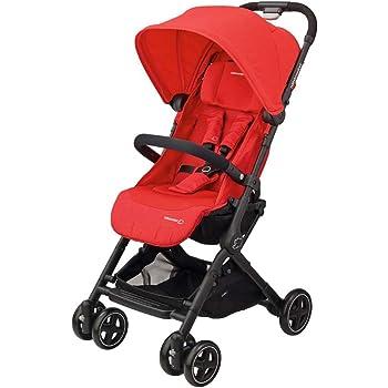 Bébé Confort Lara, Poussette canne Ultra compacte, De la naissance à 3,5ans (0-15kg), Nomad Red