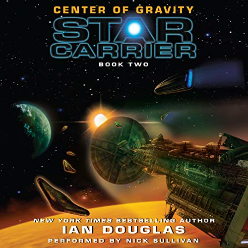 Couverture de Center of Gravity